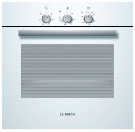 Встраиваемый электрический духовой шкаф Bosch HBN211W6R White