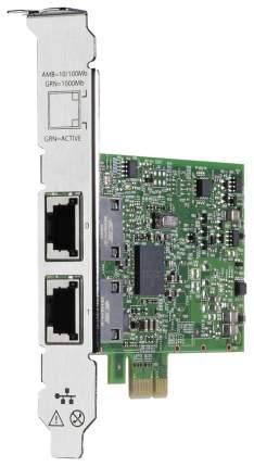 Сетевая карта HP Ethernet 332T 615732-B21