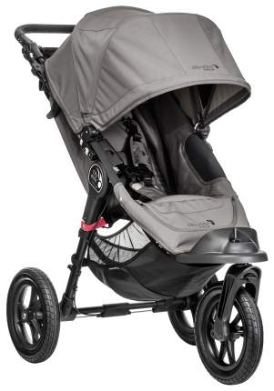 Прогулочная коляска Baby Jogger City Elite Single Grey