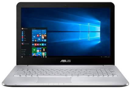 Ноутбук ASUS VivoBook Pro N752VX-GC218T (90NB0AY1-M02530)