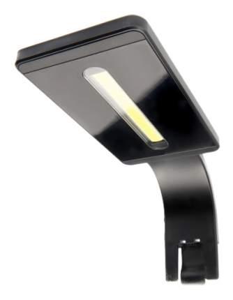 Светильник AQUAEL Leddy Smart Led Plant 6 W с креплением, 8000 К, черный
