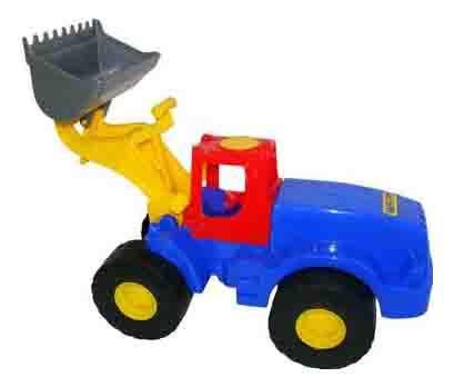 Трактор-погрузчик Полесье Гранит