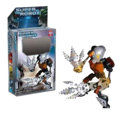 Интерактивный робот Shantou Gepai Super Robot с аксессуарами