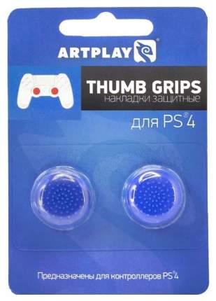 Стики-насадки Artplays Thumb Grips для PS4 Blue 2 шт