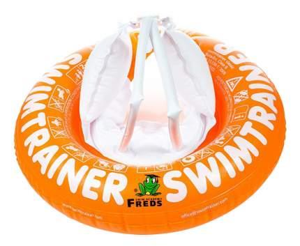 """Круг надувной Swimtrainer """"Classic"""", от 2 до 6 лет, цвет: оранжевый"""