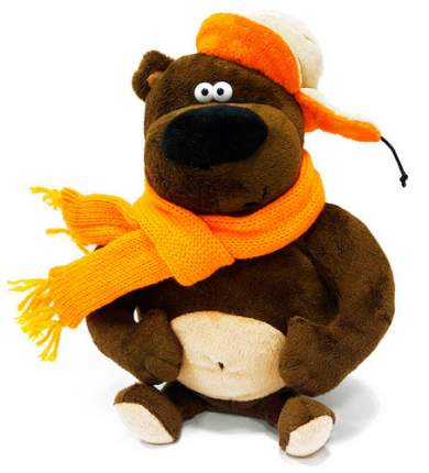 Мягкая игрушка ДуRашки Медведь 25 см