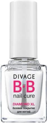 Базовое покрытие для ногтей DIVAGE Diamond Xl New Pack