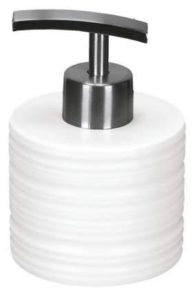 Дозатор для мыла sahara, белый
