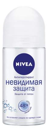 Антиперспирант NIVEA Невидимая защита Пьюр 50 мл