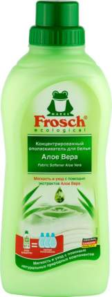 Ополаскиватель для белья Frosch алоэ вера 0.75 л