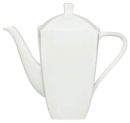 Кофейник MIKASA Elegance white 51903