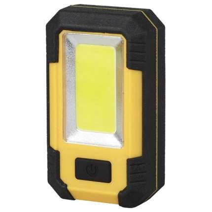 Туристический фонарь Эра Практик RA-801 желтый, 1 режим