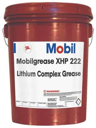 Специальная смазка для автомобиля Mobil литиевая grease XHP 222 50 кг