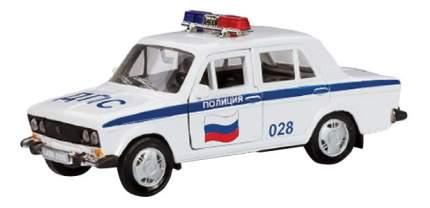 Коллекционная модель Autotime Lada 2106 Полиция 1:36