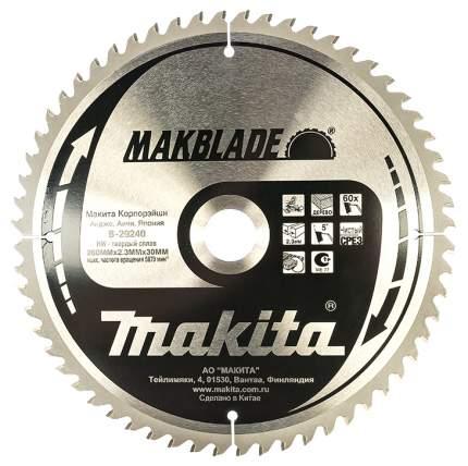 Отрезной диск Makita пильный B-29240