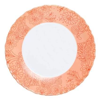Тарелка Luminarc Avrora Salmon 19 см