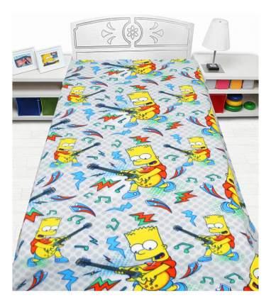 Плед MONA LIZA Simpsons 150 х 200 см
