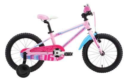 Велосипед Silverback 16 2015 onesize 16 розовый