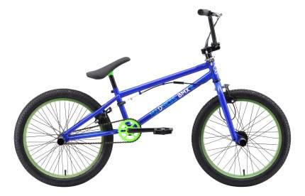 Велосипед Stark Madness BMX 2 2018 One Size синий/черный