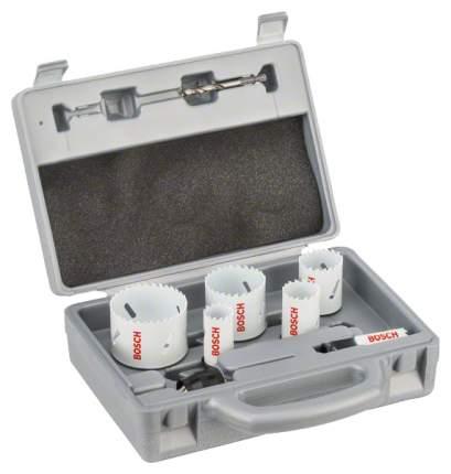 Набор биметаллических коронок Bosch 6шт 2608584670