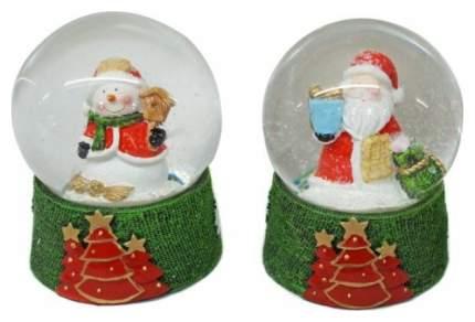 Снежный шар Новогодняя сказка 6,5 см 972491
