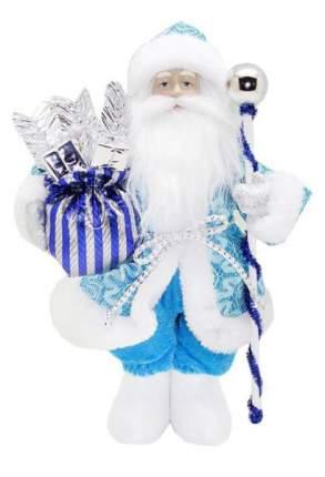 Кукла декоративная Новогодняя сказка Дед Мороз 28 см, 973028