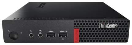 Системный блок Lenovo ThinkCentre M710q Tiny 10MRS04J00 Черный
