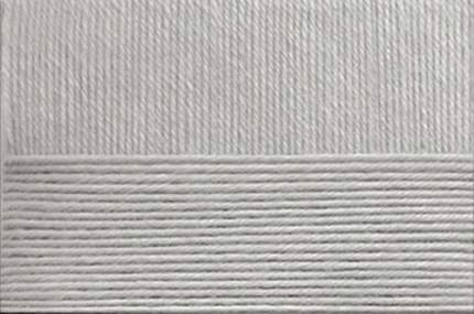 Пряжа для вязания Пехорка Элегантная 10 шт. по 100 г 250 м цвет 059 мышонок