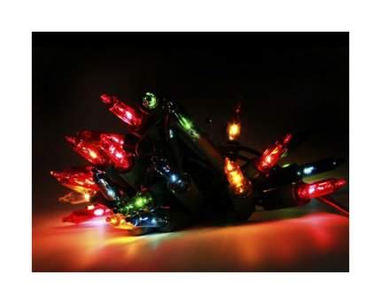 Новогодняя электрическая гирлянда Snowhouse ES00020/1F 1,2 м разноцветный
