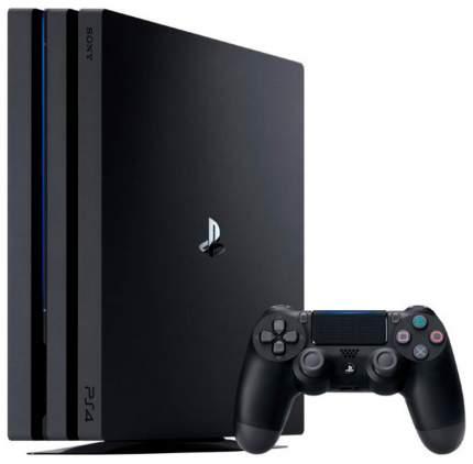 Игровая приставка Sony PlayStation 4 Pro 1TB (CUH-7108B) Черный