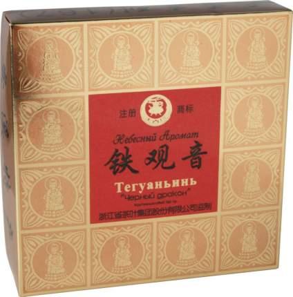 Чай зеленый Небесный Аромат тегуаньинь черный дракон 120 г