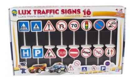 Набор дорожных знаков Pilsan Мини