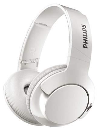 Беспроводные наушники Philips Bass+ SHB3175 White