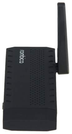 Смарт-приставка Rombica Smart Stick 4K SSQ-A0500 1/8GB Black