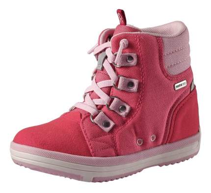 Ботинки Wetter Wash 26 р. красный 26 Reima 569343-3340