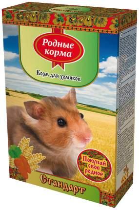 Корм для хомяков Родные корма стандарт 0.4 кг 1 шт