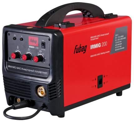 Сварочный полуавтомат_инвертор IRMIG 200 (38609) + горелка FB 250_3 м (38443)