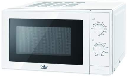 Микроволновая печь соло Beko MOC20100W silver