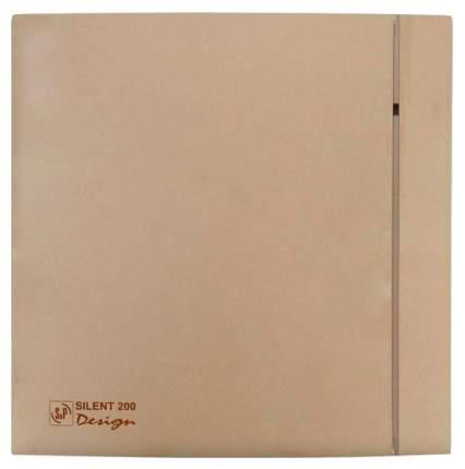 Вентилятор настенный Soler&Palau Design 4C Silent-200 CZ 03-0103-171