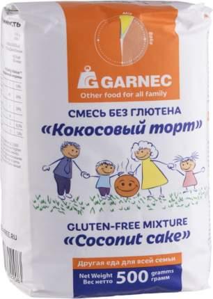 Смесь Гарнец кокосовый торт без глютена 500 г