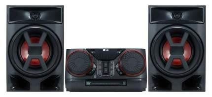 Музыкальный центр LG CK43 Black