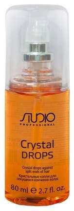 Спрей для волос Kapous Professional Crystal Drops 80 мл