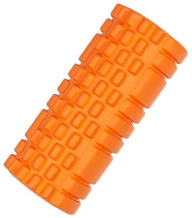 Ролик для йоги и пилатеса Bradex Туба, оранжевый