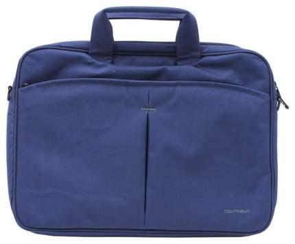 """Сумка для ноутбука 15.6"""" Continent CC-012 Blue"""