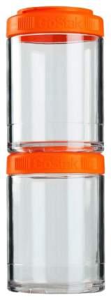 Банка BlenderBottle GoStak 2 кам. 150 мл оранжевый