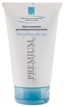 Аква-сыворотка для замедления роста волос Premium Softouch 150 мл