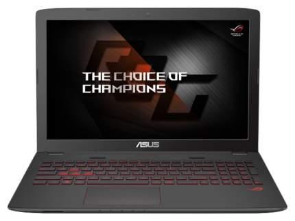 Ноутбук игровой ASUS ROG GL752VW-T4505T 90NB0A42-M07050