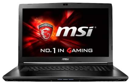 Ноутбук игровой MSI GL72 6QD-211XRU 9S7-179675-211