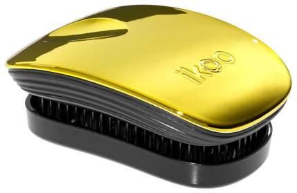 Расческа Ikoo Brush Metallic Pocket Black Soleil