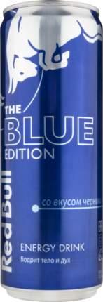 Напиток энергетический Red Bull со вкусом черники жестяная банка 0.355 л